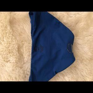 Medium blue mikoh bikini bottoms